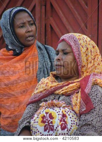Muslim Women in Grande Comore