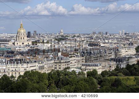 Paris Skyline 1