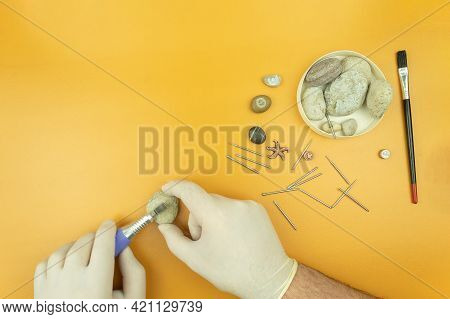 Stone Engraving And Milling, Drills And Engraving Cutters. Stone Engraving And Grinding. The Process