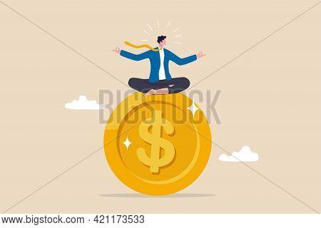 Financial Guru Or Expert, Behavioral Finance Mindfulness For Wealth Management, Money And Investment