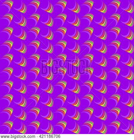 Colorful Seamless Pattern Can Be Used For Fabric, Print, Wallpaper, Gift Wrapping, Cloth, Wrapping P