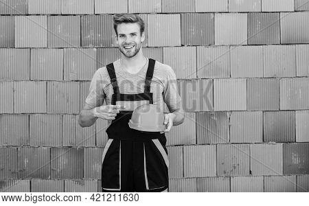 General Maintenance Repair Worker Fix Maintain Building. Inspect Diagnose Problems Figure Out Way Co