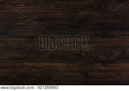 Wood Brown Texture. Dark Wooden Abstract Background.. Brown Wooden Background. Wood Dark Abstract Te