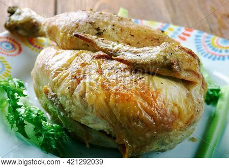 Poule Au Pot - Traditional French Sunday Dinners.