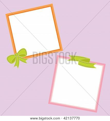 Tie Ribbon Template