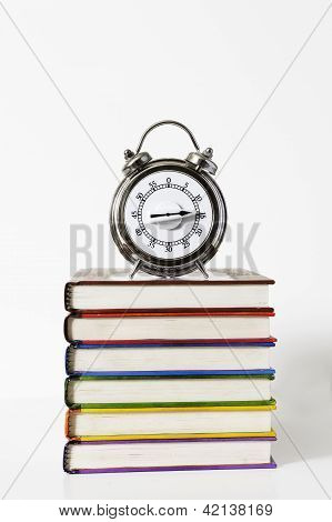 Timer On Books