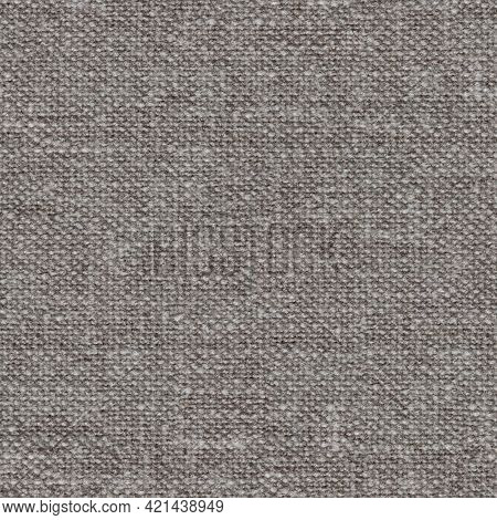 Strict Grey Fabric Background For Your Design.