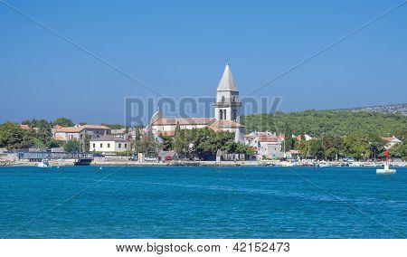 Osor,Cres Island,Croatia