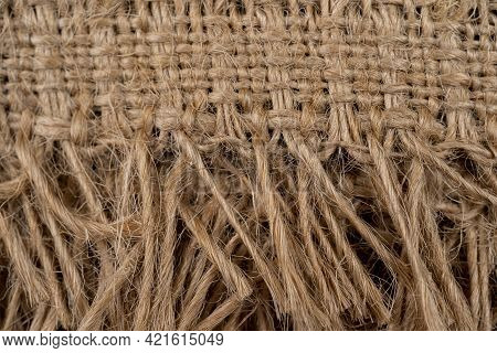 Sackcloth Woven Texture Pattern Background, Canvas Fabric Texture, Natural Linen Texture For Design