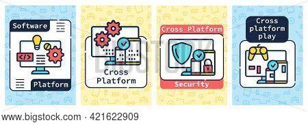 Cross Platform Brochure.software Platform, Security, Playing. Programming Environment Template. Flye