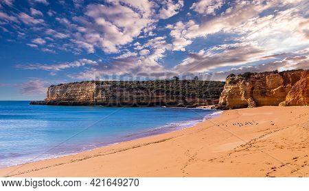 Senhora Da Rocha Beach, Algarve, Portugal