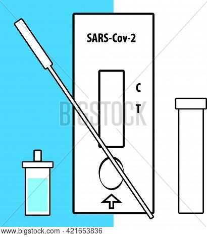 Antigen Test Kit - Medical Needs. Health Care