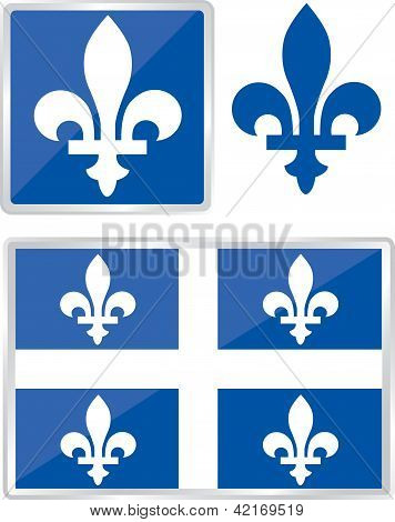 Quebec Emblems.eps