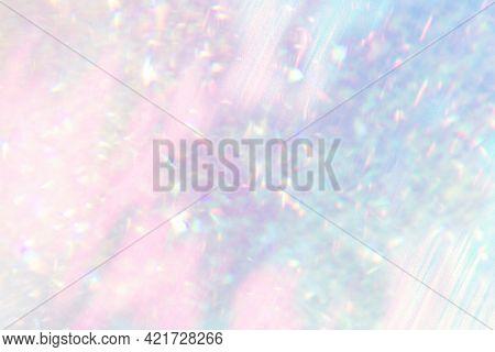 Pastel holographic background illustration wallpaper
