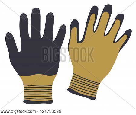Gloves For Working Or Gardening, Summer Clothes