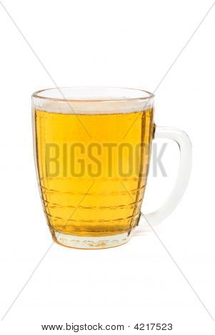The Half Litre Of Beer Glass