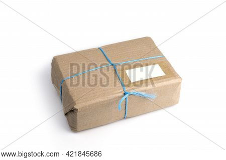 Package Made From Corrugated Cardboard  Wrapping Paper