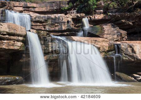 Kaengsopa Waterfall