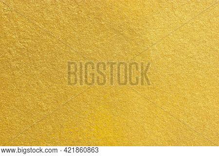 Golden Paper Background