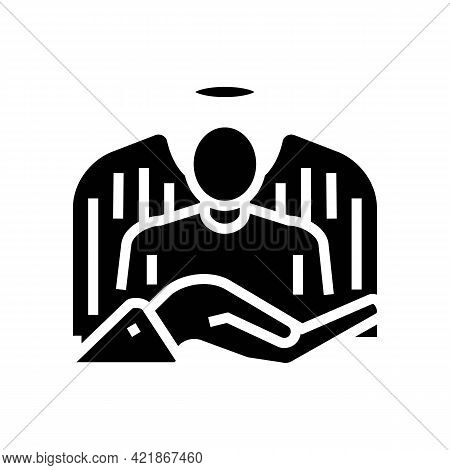 Innocent Law Glyph Icon Vector. Innocent Law Sign. Isolated Contour Symbol Black Illustration