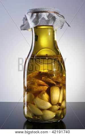 amazing fragrant tangy homemade infused garlic ginger olive oil