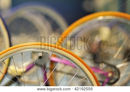 Artistic Cycling