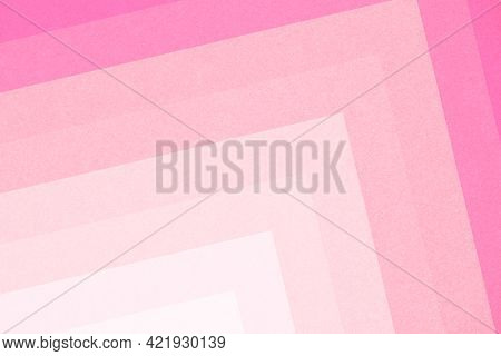 Pink gradient layer patterned background