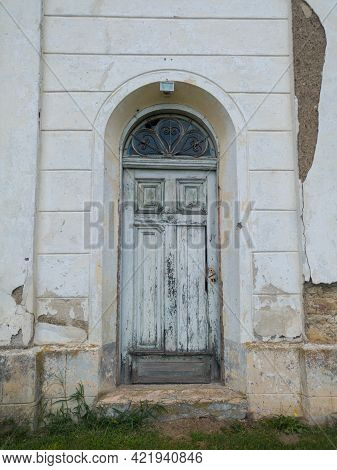The Old Church Of St. Peter And Paul In Kozarac, Prijedor Municipality And Belongs To The Serbian Or