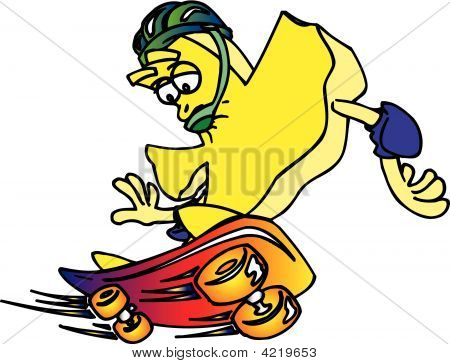 Texas Skateboarder