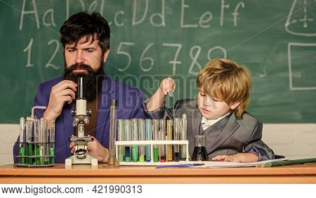 Personal Example And Inspiration. Study Chemistry And Biology. Studying Is Interesting. Study Educat