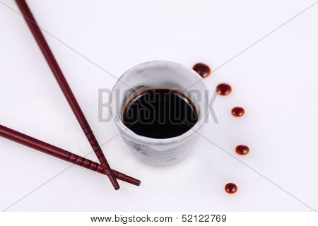 Asian Setpiece with Soy