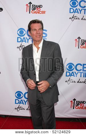 LOS ANGELES - OCT 8:  Peter Bergman at the CBS Daytime After Dark Event at Comedy Store on October 8, 2013 in West Hollywood, CA