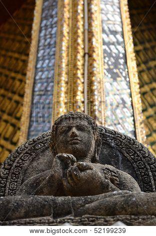 Stone Budda