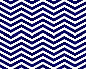 Blue Zigzag Textured Fabric Background that is seamless and repeats poster