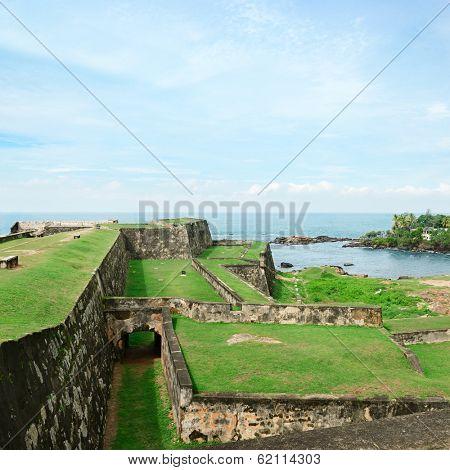 Galle Fort, Sri Lanka                                     poster