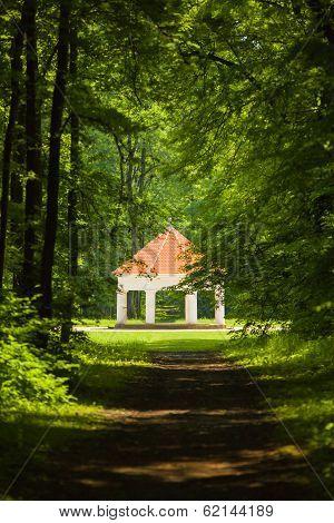 Summer House Near Milotice Castle, Czech Republic