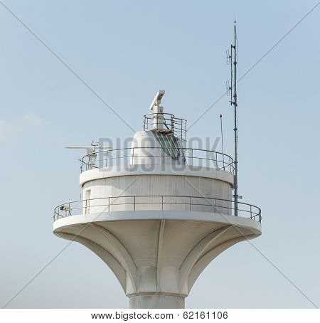 Coastguard Radar Tower