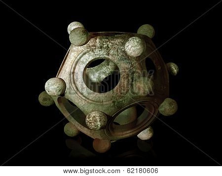 Historic Roman Dodecahedron