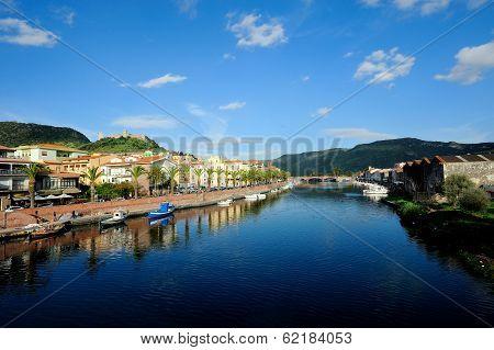 Temo River - Bosa - Sardinia - Italy