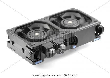 Dual Cooling Fan