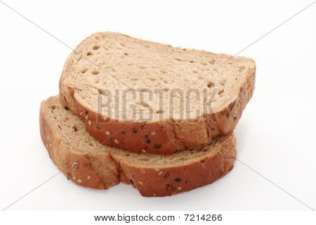Two Bread Slices