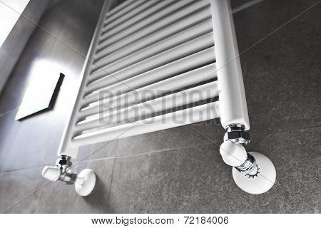 Bathroom Heater With Window