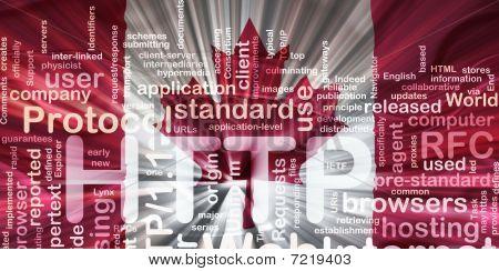 Flag Of Canada Wavy Http