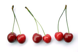 Stock Photo Of Cherries