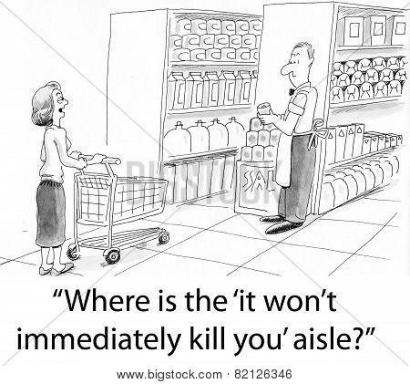 Won't Kill You Foods