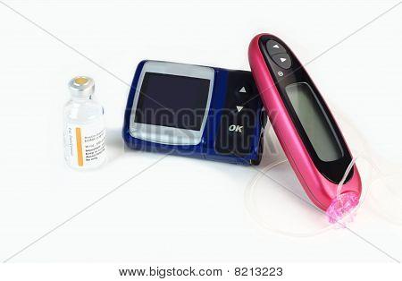 Diabetes meters