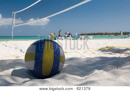 Mexiko Beach Ball net