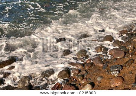 Beach, Sand And Surf