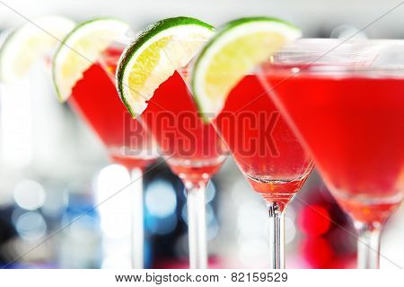 Cocktails Collection - Cosmopolitan