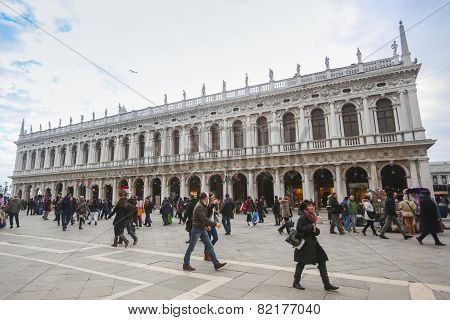 National Library Of Saint Mark